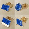 Европейский союз яркость/значки/заколки для лацканов