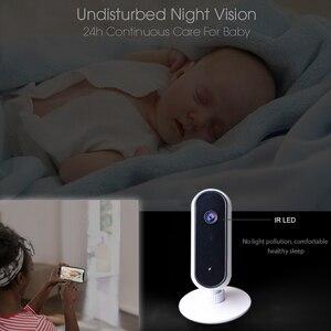 Image 3 - Jimi JH06 Wifi Camera1080P Drahtlose Video Überwachung Nachtsicht Home security Mit 30 Tag Kostenloser Cloud Für Indoor Baby Monitor