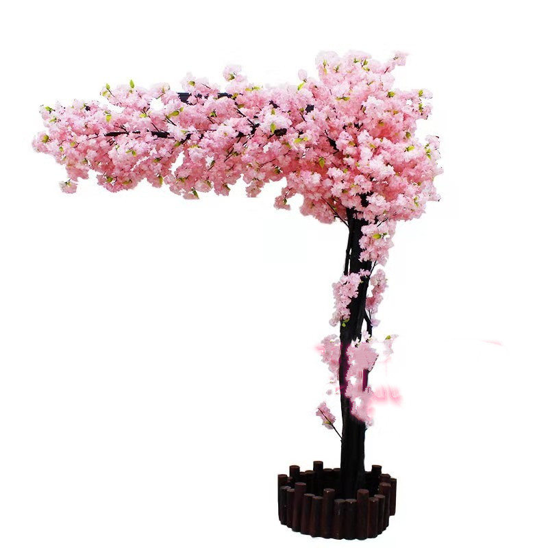 DIY Artificial simulation cherry tree