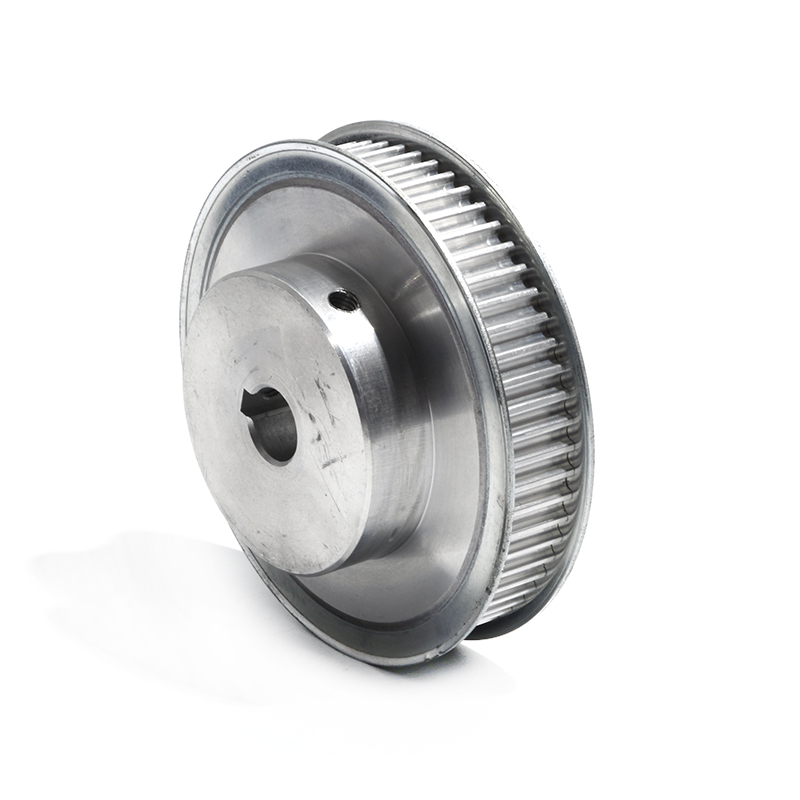 HTD5M 80T Timing Pulley 80Teeth Gear Belt Pulley With Keyway 12/16/17/18mm Bore 16mm Belt Width Aluminum Alloy 5M Toothed Pulley