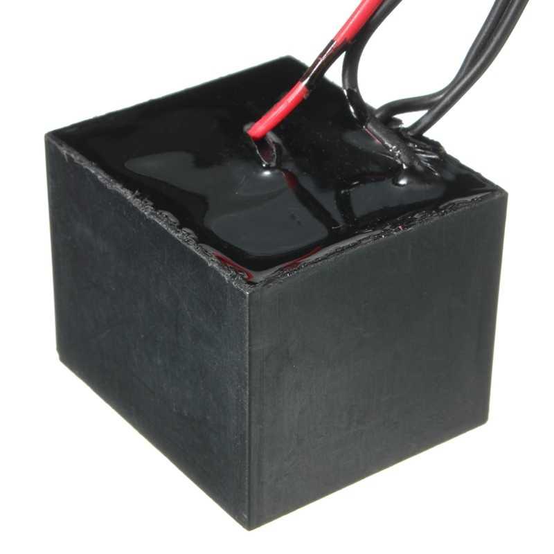 2 шт. 12 В эл. Проводка привод Разъем контроллера для мягкой вспышки гибкая неоновая лампа светящаяся полоска трубчатый электрод веревка Прямая поставка