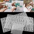 1Pcs Englisch Alphabet Epoxy Harz Formen Gemischt Stil Silikon Casting Formen Für DIY Schmuck, Die Entdeckungen Liefert Zubehör