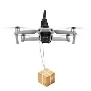 Image 3 - Evrensel uzaktan kumanda dağıtıcı atıcı DJI Mavic 2/Pro/hava 2/hava FIMI X8SE Phantom 3 4 Drone Quadcopter aksesuarları
