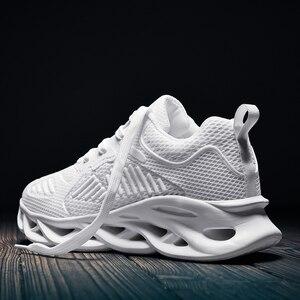 Image 1 - Chaussures de sport industrielles pour femmes et hommes, baskets ajourées à mailles, modèle offre spéciale
