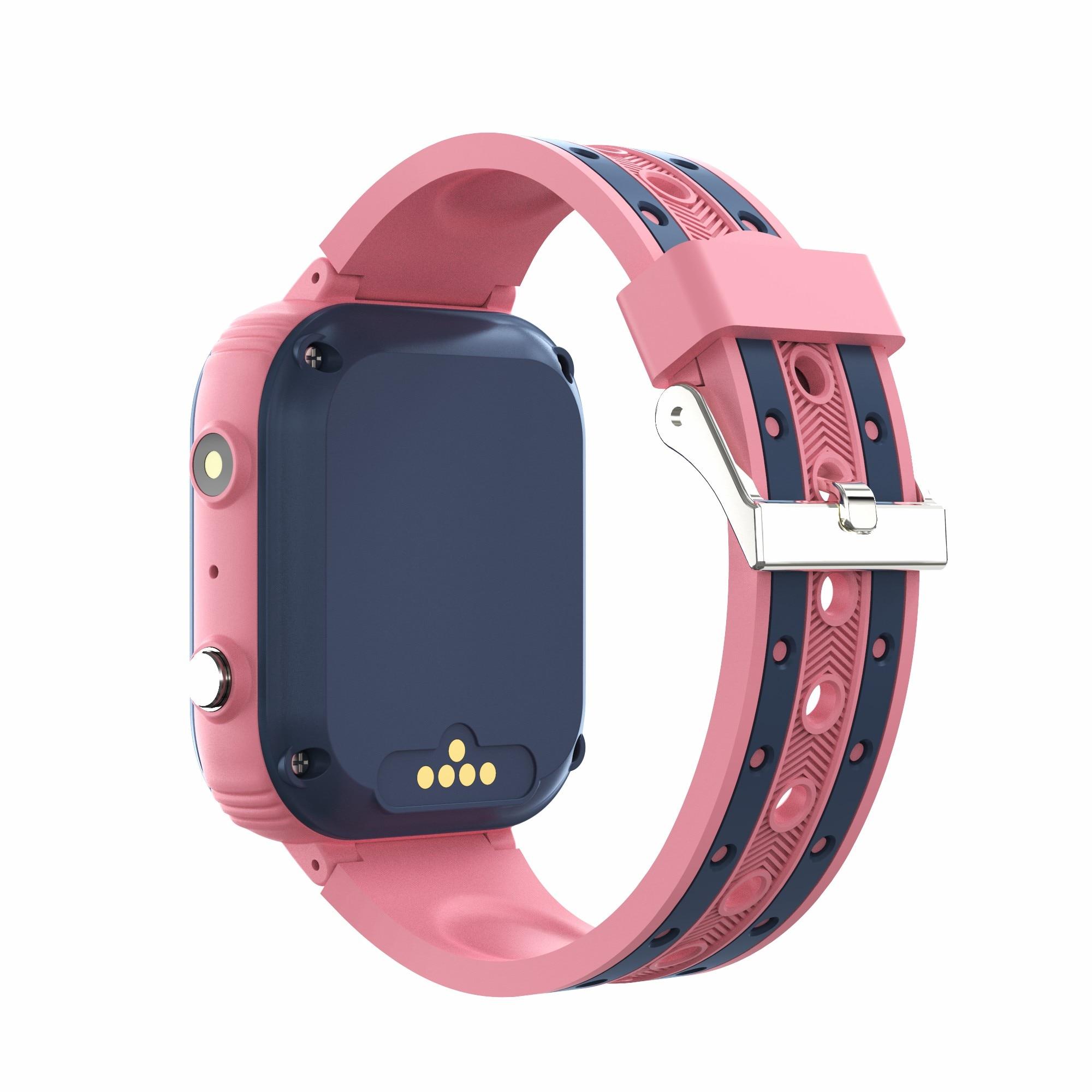 H1ca837437d554738a09c873346a94f6bd LT21 4G Smart Watch Kids GPS WIFI Video Call SOS IP67 Waterproof Child Smartwatch Camera Monitor Tracker Location Phone Watch