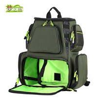 fishing bags M22/M23 Outdoor multi-function backpack size fishing gear
