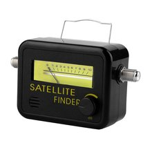 SF-9501 Digital Satellite Signal Tester Level Meter Finder With LCD Display