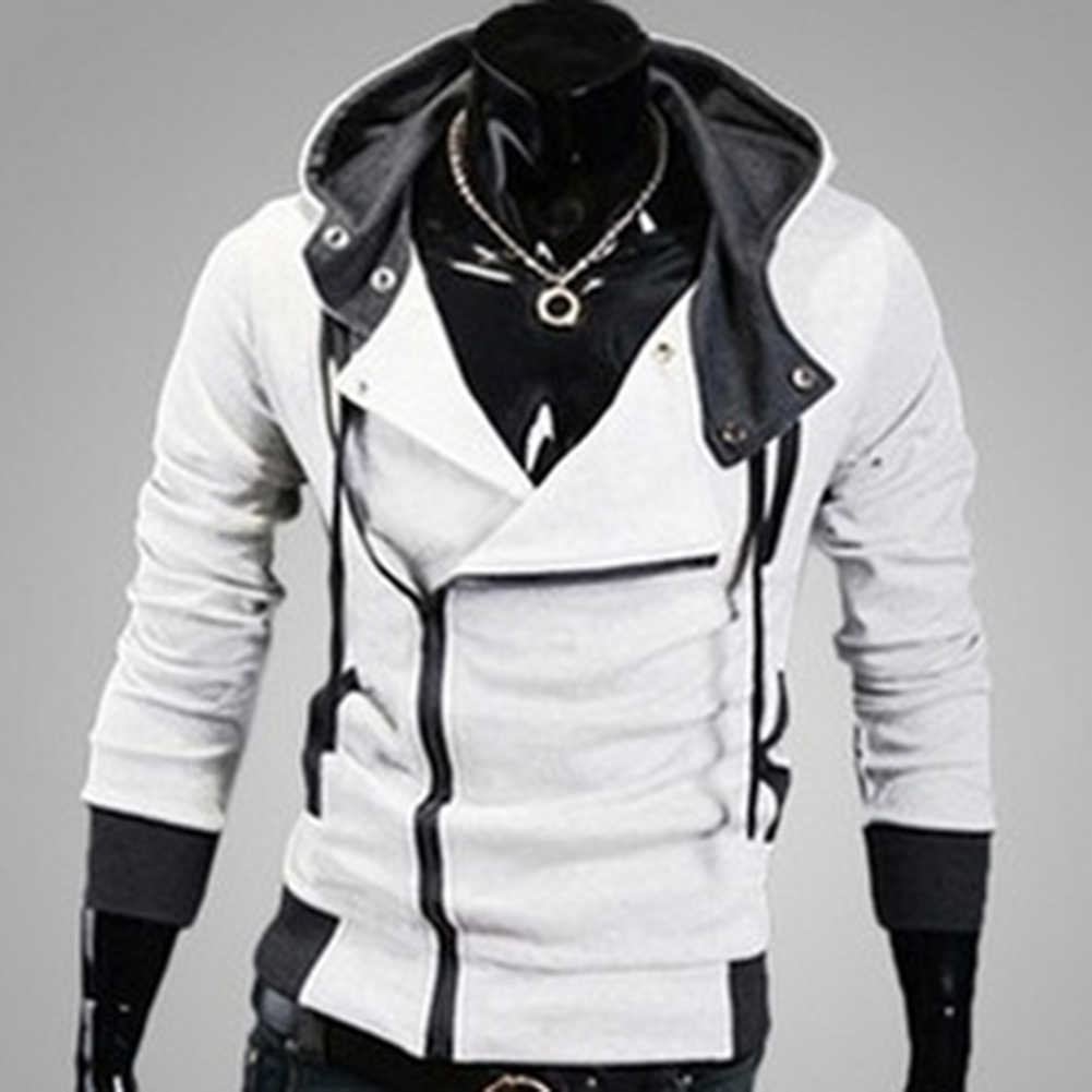 メンズジャケット春秋カジュアルコートソリッドカラーメンズスポーツウェアスタンド襟 s-lim ジャケット男性 bomberred ジャケット куртка муж