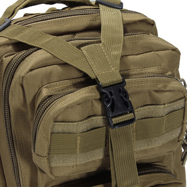 Outdoor Military Rucksacks Nylon Waterproof Tactical Backpack 3