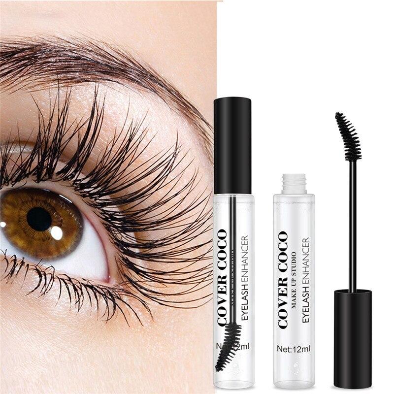 Eyelash Enhancer Eyelashes, Eyebrows, Hairline Fast Oil Growth Essence Natural Herbal 12ml Eyelash Growth Liquid