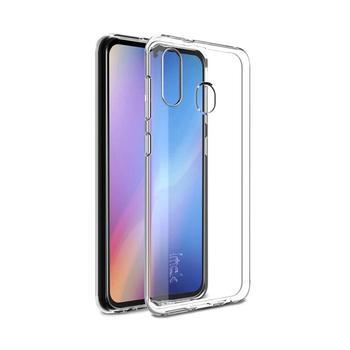 Funda de gel TPU carcasa silicona para movil Samsung Galaxy A20E Transparente
