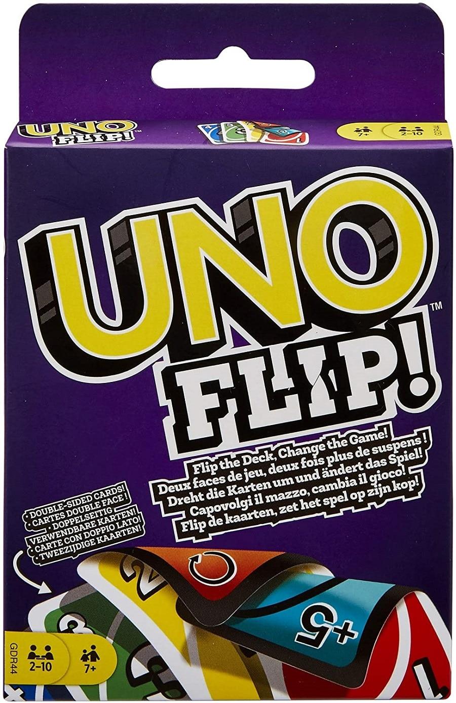 UNO: Flip!-карточная игра