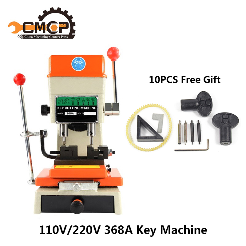Key Cutting Machine 368A key Duplicating Machine Lock Pick Sets Key Machine for Cope Door/Car Keys Locksmith Tool