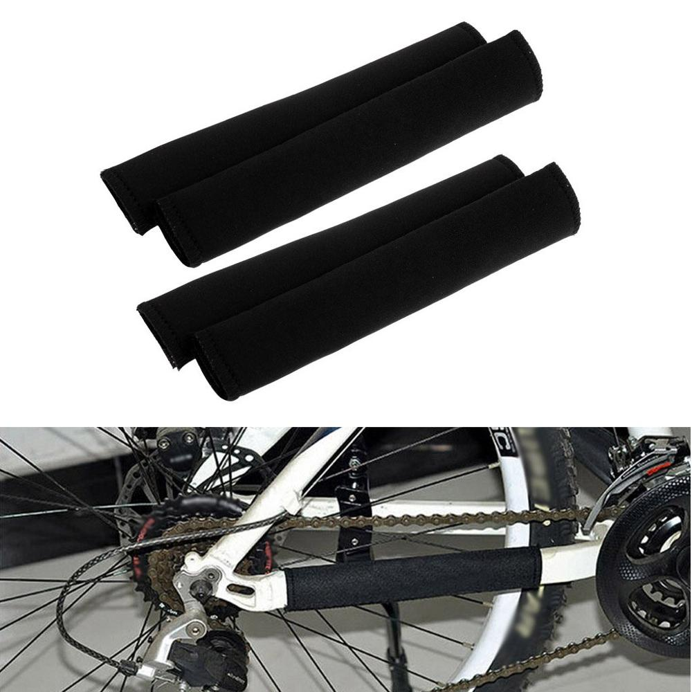 Neoprene Cycling Care Chain Posted Guards Bicycle Frame Chain Protector Protector MTB Bike Care Guard Cover