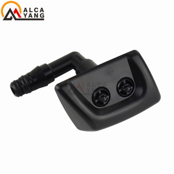 DNJ000091 Headlight Washer Nozzles Lamp Washer Jet Sprayer For Land Rover LR3 DISCOVERY 3 2005 2006 2007 2008 2009 image