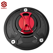 Motocycle CNC Fuel Tank Cap Cover for Ducati Monster SuperSports 1098 S/R 748 916 996 998 848