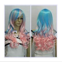 zhaoxia++01456@Q8++New Wig The MIX Wig Sexy Woman WIG