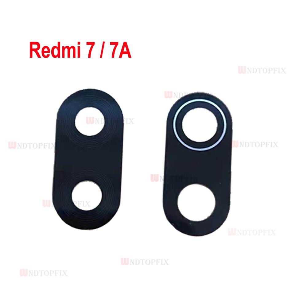 Redmi 6 6A 7 7A 8 8A 9 9A camera glass back cover camera glass lens