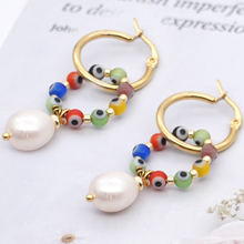 Xuxi этнические стеклянные бусины модные Универсальные легсветильник