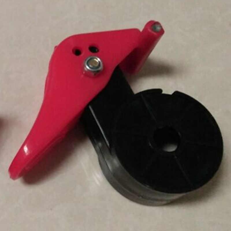 Frenos ALWAYSME 2PCS-Pack se adapta a cochecito de bebé, triciclo, 38mm o 48mm, por favor haga comentarios en su orden, por defecto 42mm