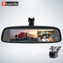 Bluavido 3 Kameras 4G Android auto spiegel video recorder GPS Navigation ADAS 2G RAM 32G ROM FHD 1080P Dashcam Rückspiegel DVR