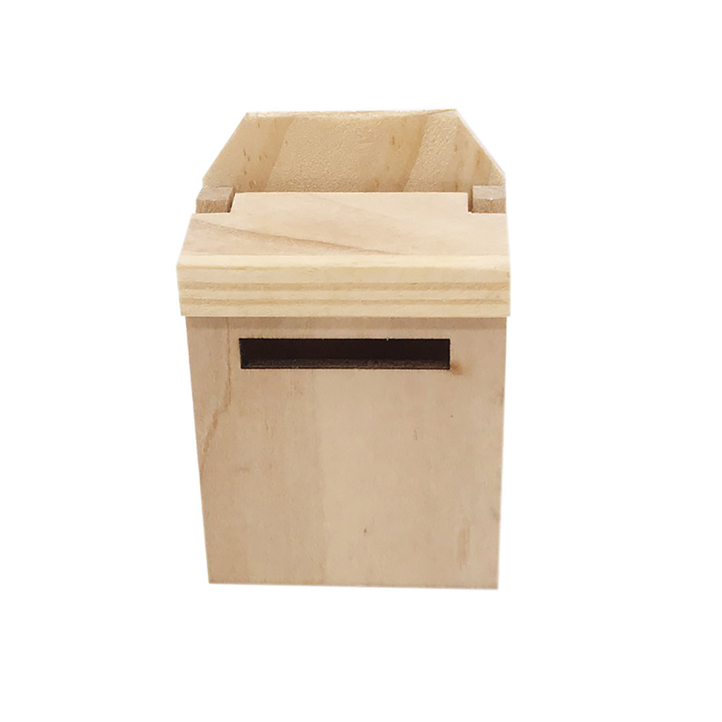 Letter Box For Play Tower Playhouse Kids Post Mailbox Color Selection Of