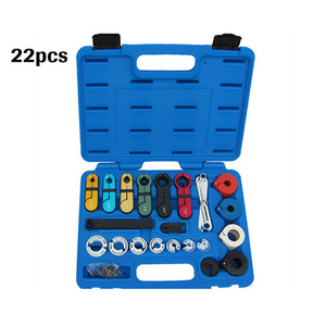 22pcs With Case A/C Fuel Trans