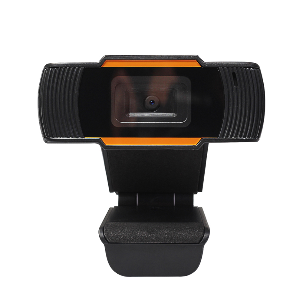 Webcam , HD Web Camera For Computer Streaming With Microphone Camara USB Plug N Play Web Cam
