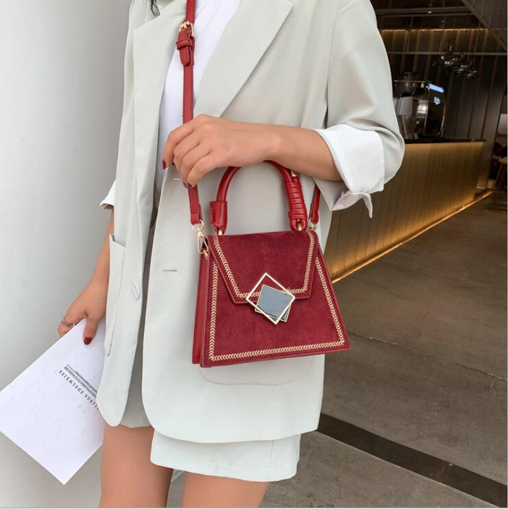 Bags Luxury Embroide Clutch-Bag Crossbody-Bags Messenger Shoulder Vintage Women for Female