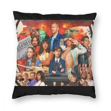 Pillow-Case Decorative-Pillow Umbrella Hargreeves Cushion-Covers Square Customized Polyester