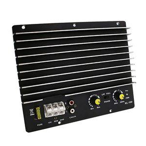 Kl-180 1200 Вт автомобильный усилитель плата сабвуфер модуль усилителя мощности звука Мощность аудио DIY Автомобильный плеер 12 В DC Автомобильная ...