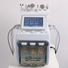 Machine de Dermabrasion hydrafase, Spray d'eau Facial, Bio Photon RF ultrasonique
