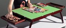 jigsaw puzzle table storage folding table 1000 pcs mat BSP