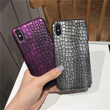 Stylish solid color mobile phone case for iphone 6 6S 7 8 PLUS for iphone X XR XS MAX anti-fall five-color protective cover стоимость