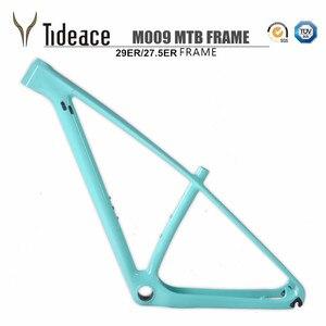 Tideace UD Chameleon 29er carbon frame Chinese MTB carbon frame 27.5 carbon mountain bike frame 650B disc carbon fiber frame 29(China)