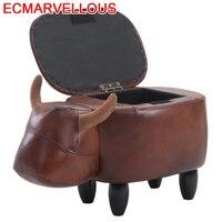Gonflable Escalera De Aluminio Store Banquinho Meble Dla Dzieci Vintage Kids Furniture Change Shoes Poef Taburete Storage Stool