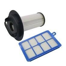 Substituição de alta qualidade para philips hepa filtro aspirador de pó cilindro fc9200 fc9202 fc9204 fc9206 fc9208 fc9209