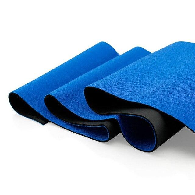 Sauna Slimming Abdomen Shaper Sweat Belt Lose Weight Machine Fat Cellulite Slimming Body Shaper Waist Cincher Trainer Face Lift 3