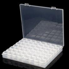 56 съемных алмазных вышивок Reticulated, вышивка крестиком, алмазная живопись, аксессуары, коробки, чехлы для хранения, домашнее хранение