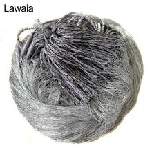 Lawaia釣り鰓ネット 1.8*30mマルチフィラメント漁網フィンランドネットため刺網 3 層キャッチ釣りネットワーク
