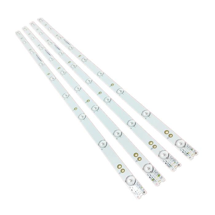 LED Strip 9lamp For 40PF5650/T3 40PFF5655/T3 40PFH4100/88 40PFH4319/88 40PFH5300/88 40PFH550/88 40PFS6609/12 40PFT5300/12