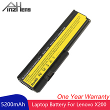 PINZHENG Laptop Battery For Lenovo ThinkPad X200 X201s X200s 42T4835 4534 ASM 42T4537 FRU 42T4536 FRU 42T4538 Laptop Bateria genuine fru 00hm971 vilt2 nm a131 laptop motherboard for lenovo thinkpad t440p notebook pc