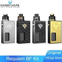 Vandy-Kit de vapeo Requiem BF Original, botella Squonk de 6ml y Mod mecánico, tanque RDA, vaporizador de cigarrillos electrónicos Vandyvape