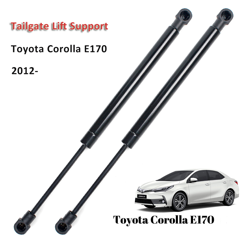 2pcs Rear Liftgate Hatch Gas Charged Lift Supports Fits 05 to 09 Hyundai Tucson