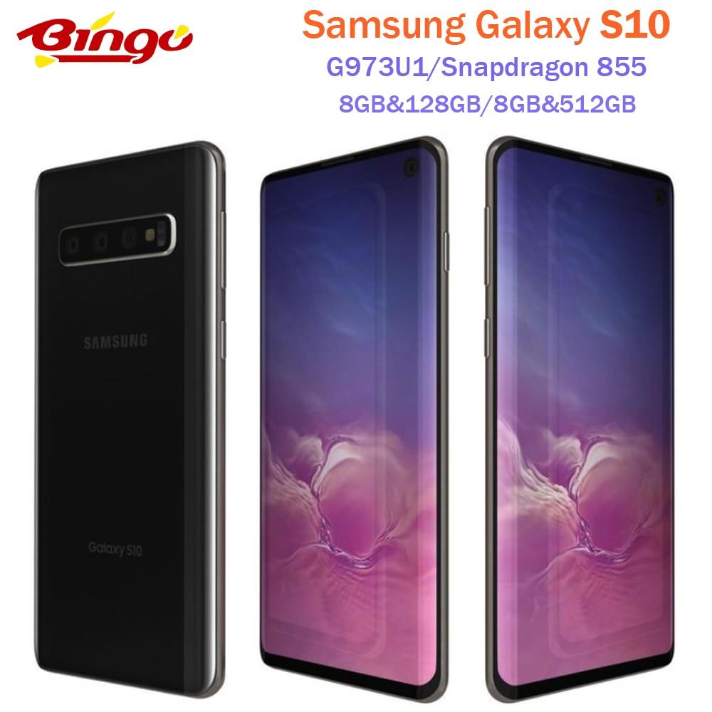 Samsung Galaxy S10 G973U1 G973U разблокирована 6,1