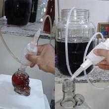 Сифон для пивоварения пластиковый шланг 2 м приготовления вина