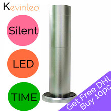 200m3 Home Office Fragrance Diffuser 12V 150ml Timer Pannel,Very Silent Aroma Essential Oil Machine bath Electric