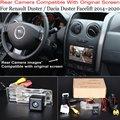 24 контакта Кабель-адаптер для Renault Duster / Dacia Duster Facelift 2014 ~ 2020 оригинальный экран совместим с камерой заднего вида OEM