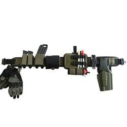 BF Orion, práctica al aire libre, cinturón táctico RG, conjunto de cinturones de combate ajustable, Protector de soporte de cintura Airsoft 2020 para exteriores