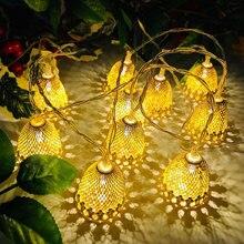 цена на 10 LEDs String Light Holiday Lights for Christmas Thanksgiving Decoration Christmas Tree Room Courtyard Decoration Pendants Hot
